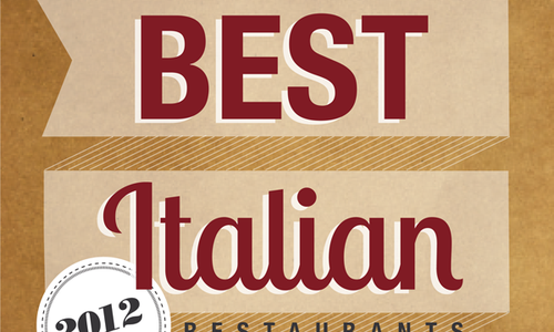 Best Italian Restaurants