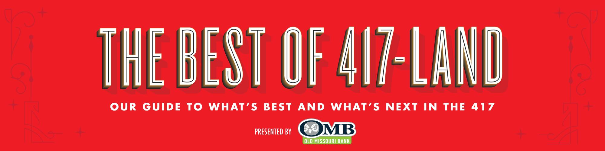 417 Magazine's Best of 417 Voting