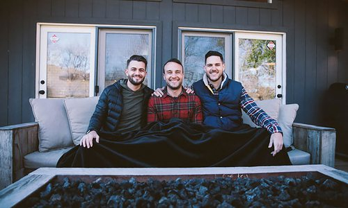 Big Blanket Co launched by Springfield Entrepreneurs and Pro Basketball Players