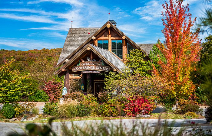 big cedar lodge conference center entrance