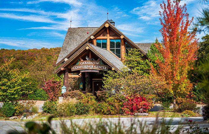 big cedar lodge conference center entrance