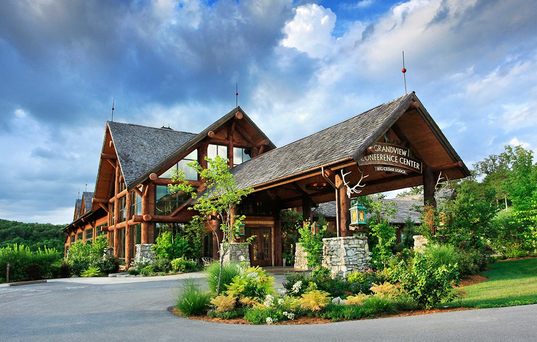 Grandview Conference Center at Big Cedar Lodge in Branson MO