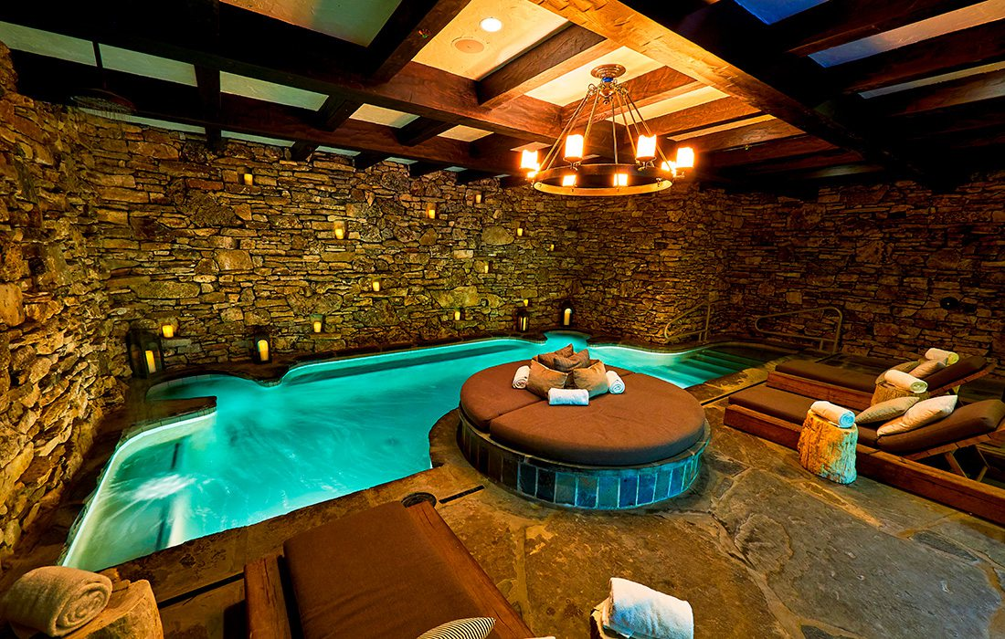 Spa at Big Cedar Lodge in Branson MO