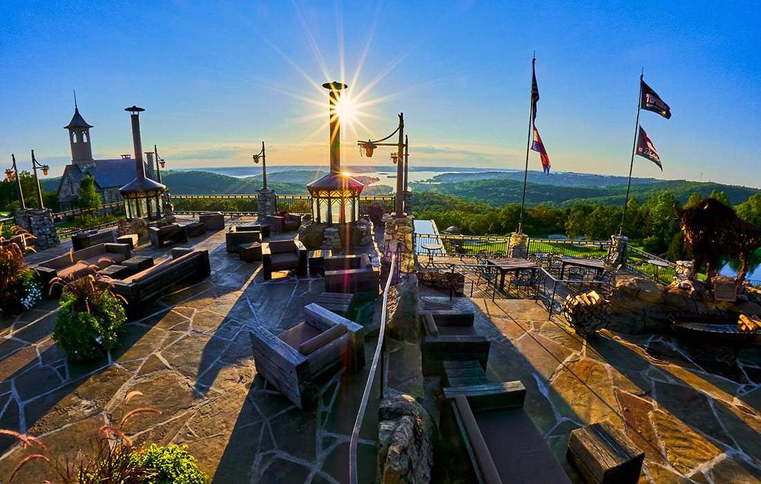 Views at Big Cedar Lodge in Branson MO