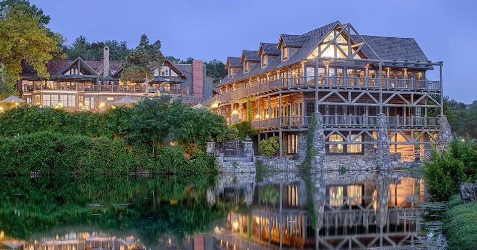 Big Cedar Lodge Branson MO