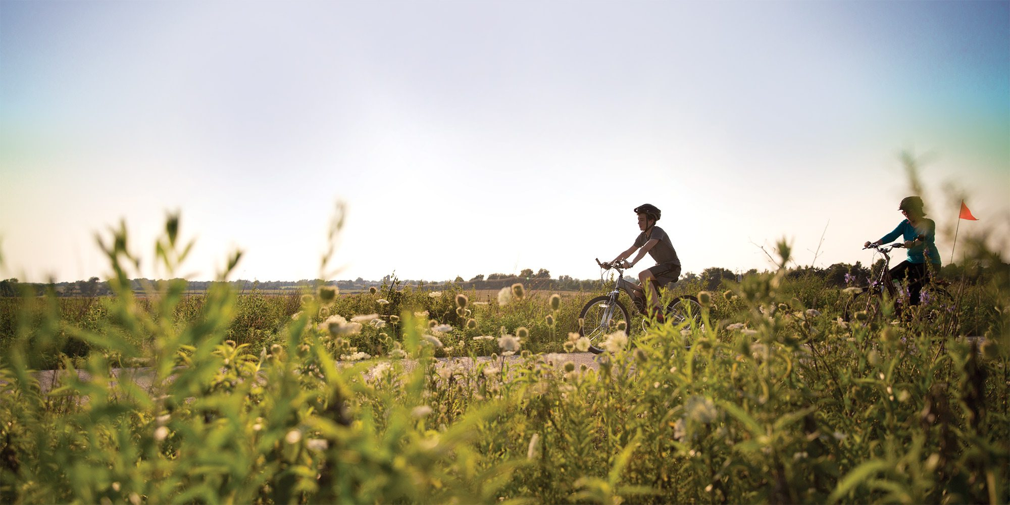 Biking the Frisco Highline Trail in Springfield MO