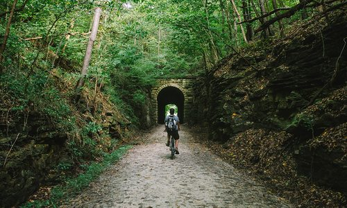 Bike the Katy Trail in Missouri