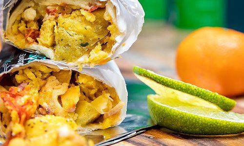Small Batch Burritos