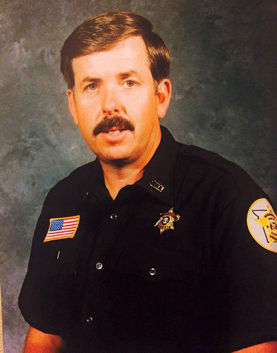 Missouri Polk County Sheriff Mike Parson