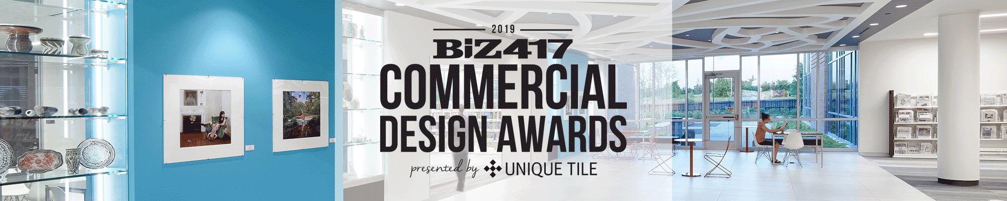 Biz 417 Commercial Design Awards Nominations