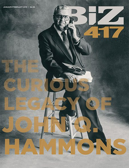 The Curious Legacy of John Q. Hammons