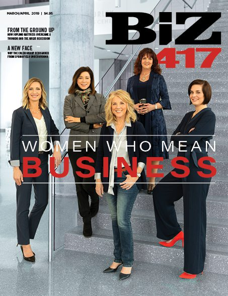 Biz 417's Women Who Mean Business