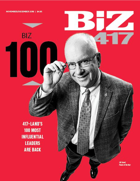 Biz 417 | Biz 100 and Person of the Year | November-December 2019