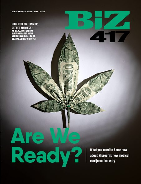 Biz 417 | Medical Marijuana | September-October 2019