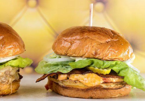 28 Bangin' Burgers
