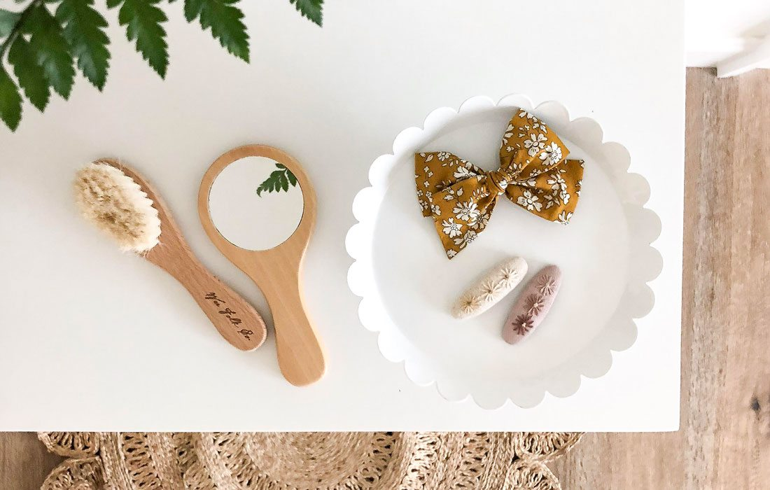 "Lyudmila ""Mila"" Gavrilyuk uses cute trinkets for her kids"