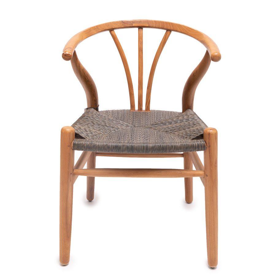Finn Teak Chair from Arizaga Home