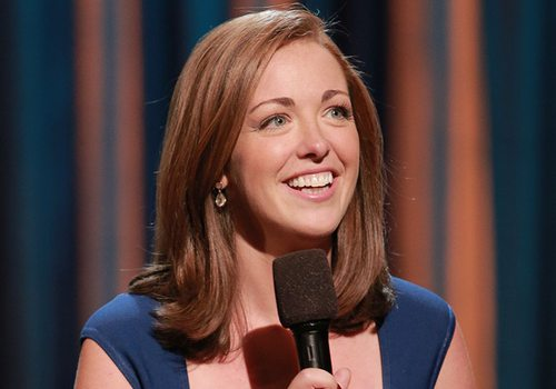 Blue Room Comedy Club Presents: Megan Gailey