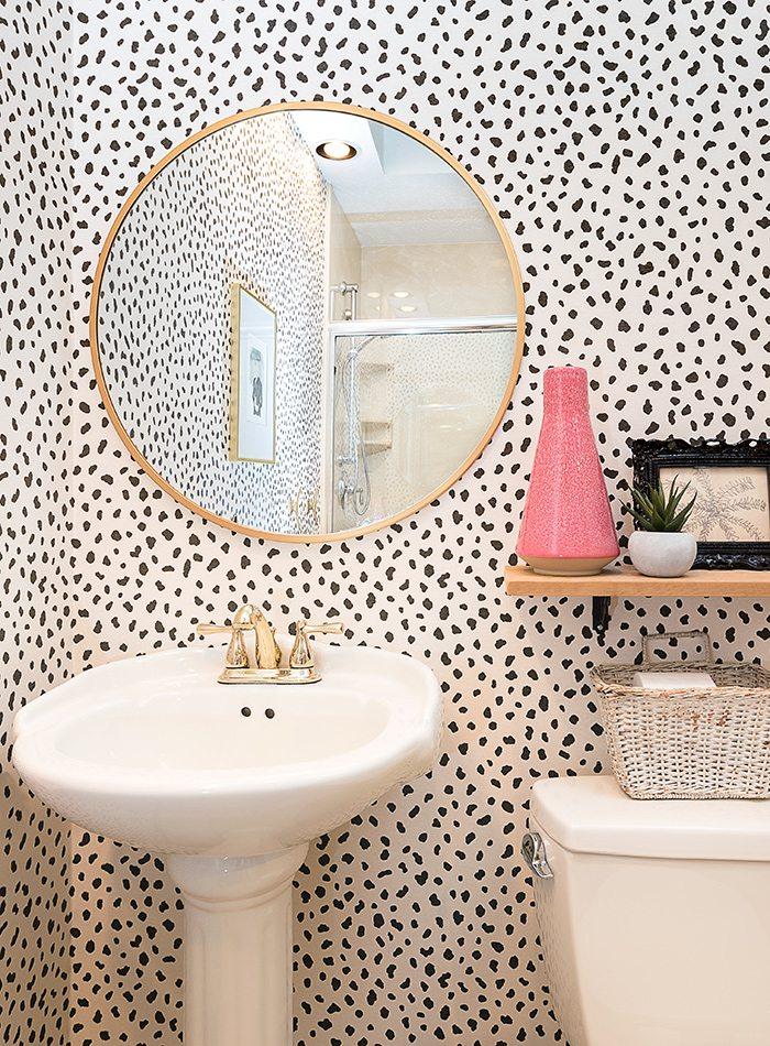 Ricci Bonebrake Bathroom
