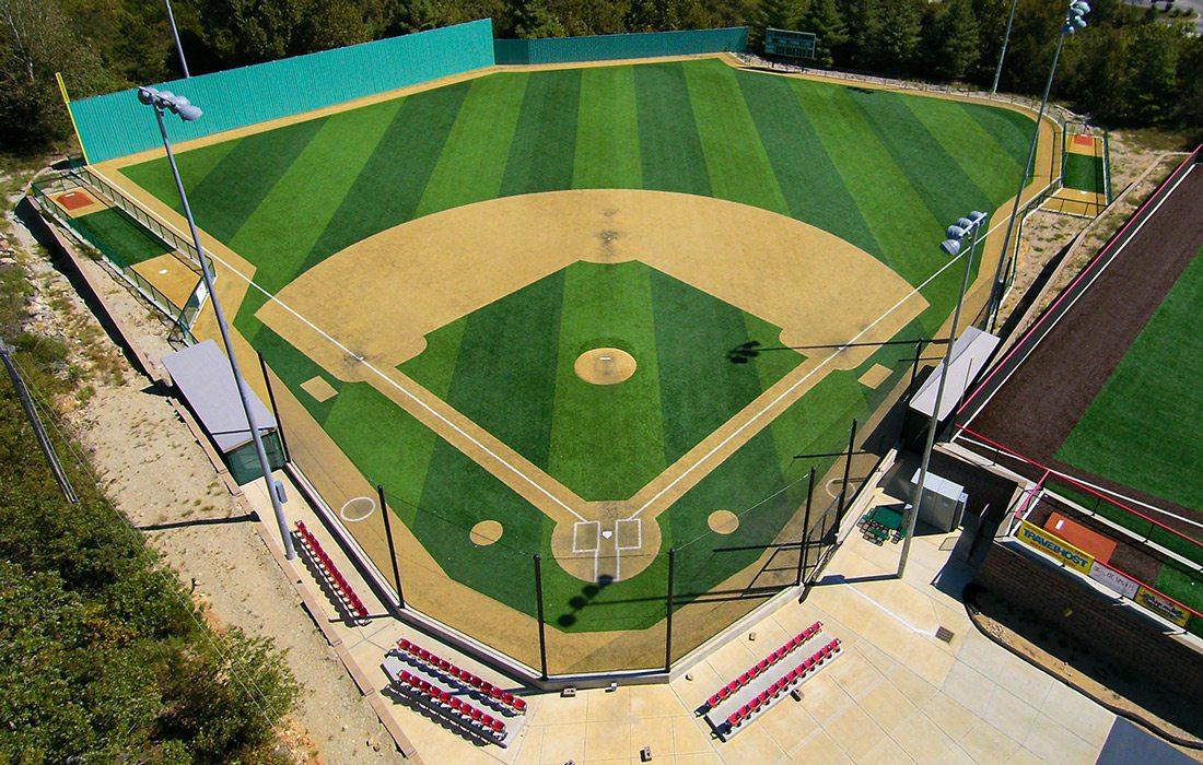 Ballparks of America render