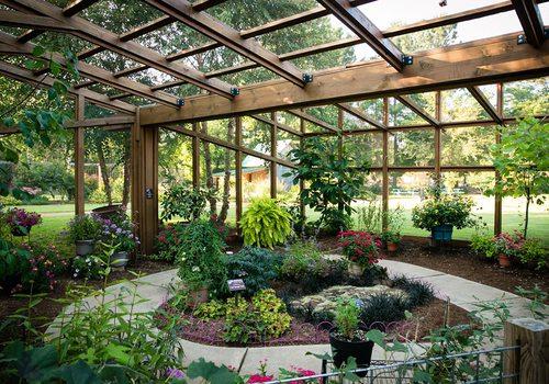 Botanical Garden of the Ozarks in Springdale AR