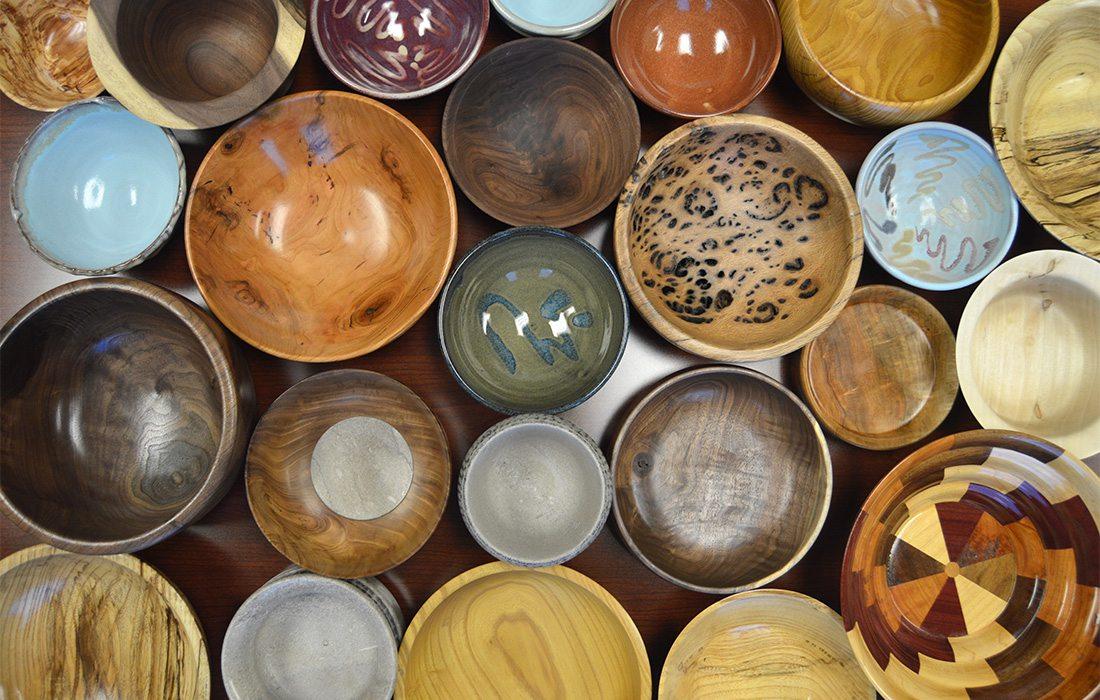 empty bowls decorative bowls