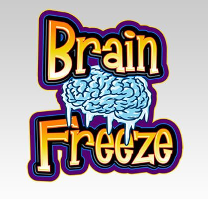 What causes Brain Freeze? - The Gryphon