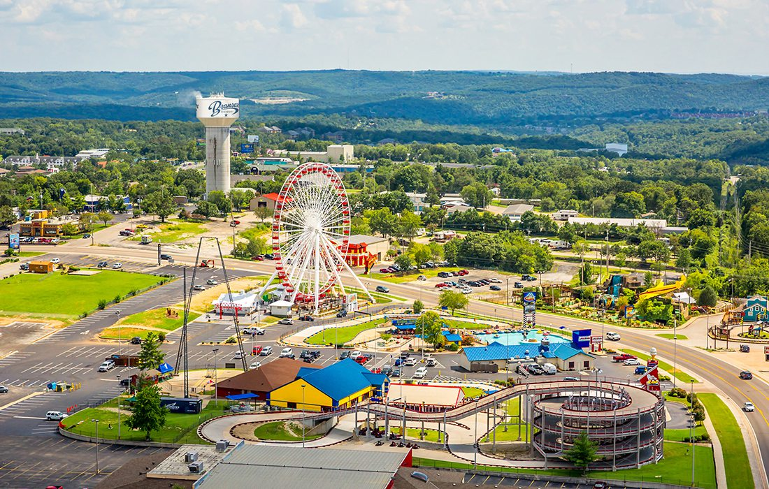 The Track Family Fun Parks Branson MO
