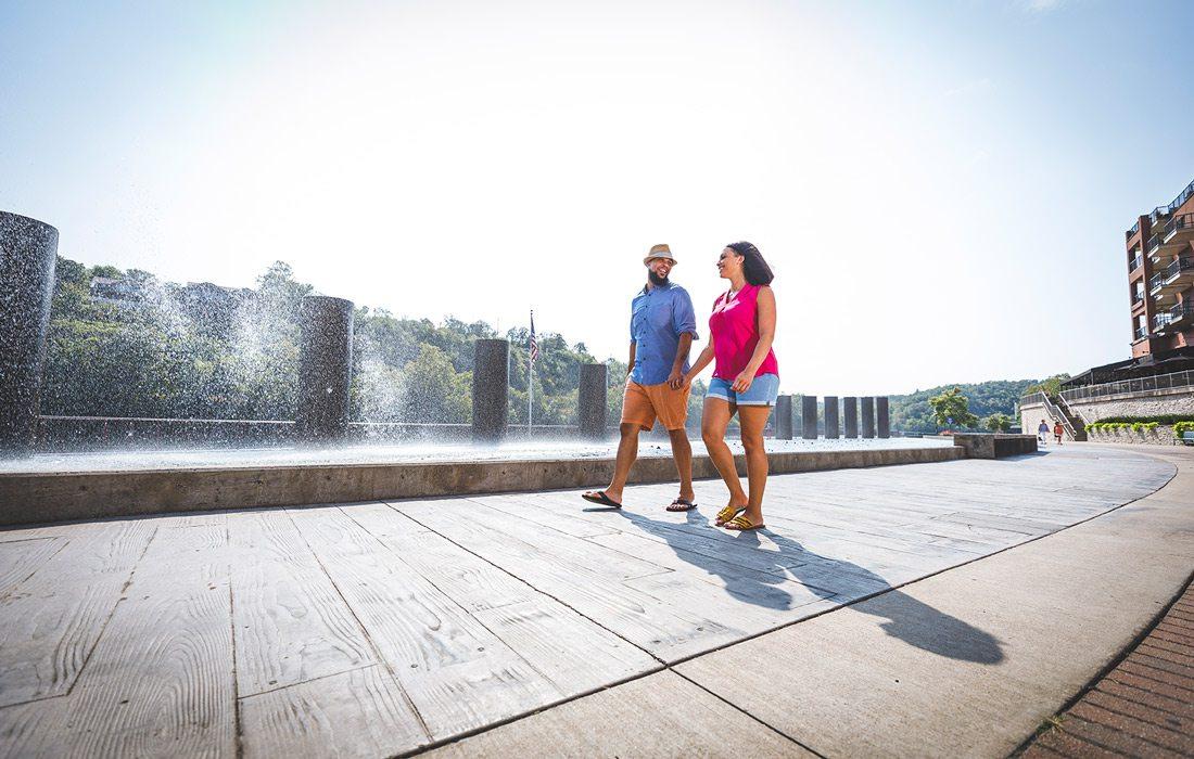 Fountains at Branson Landing