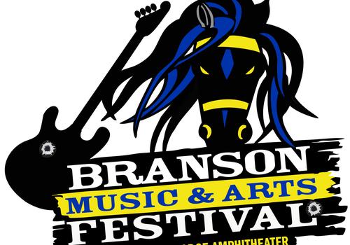 Branson Music & Arts Festival promo