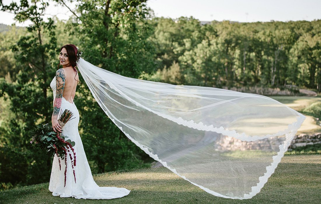 Branson Dream Weddings Bride