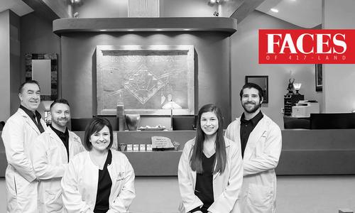 Branson Dental Center: 417 Magazine's Face of Total Wellness Dentistry