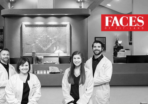 Branson Dental Center: 417 Magazine's Face of Total Wellness Dentistry