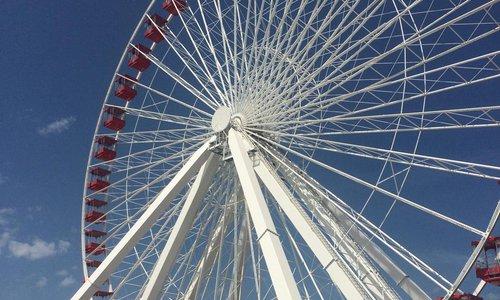 Branson Ferris Wheel Opens