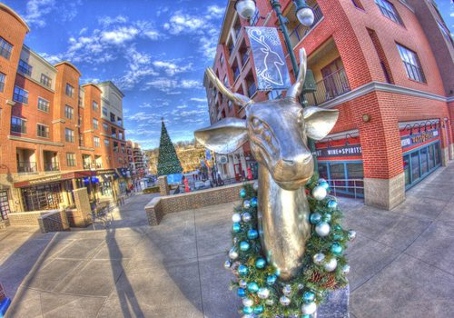 Branson Landing's Christmas Ceremony to Kick Off the Holidays in Branson, MO