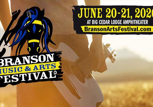 Branson Music & Arts Festival 2020 at Big Cedar Lodge