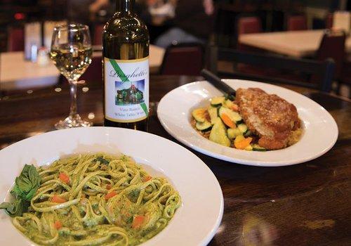 Branson Pasghetti's Italian Restaurant