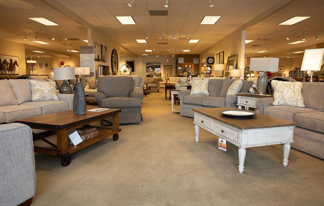 Brashears Furniture Showroom