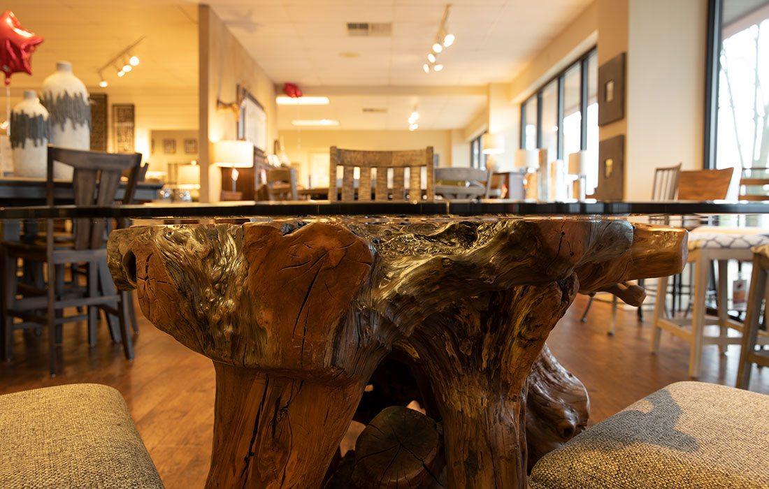 Brashears Furniture Wooden Table
