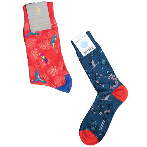 English Socks, from $25 at Town and County