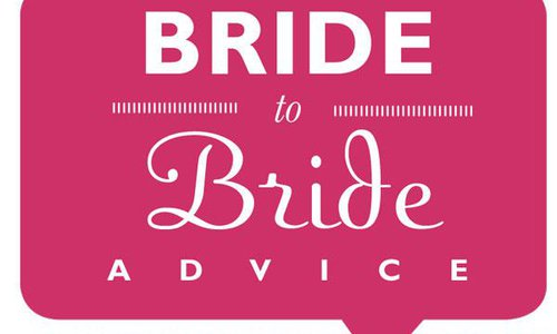 Bride-to-Bride Advice