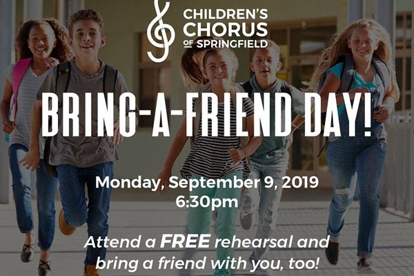 Bring a Friend Day banner image