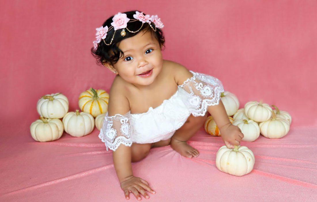 Bronwyn Barge | Cutest Baby Finalist