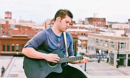 Bryan Copeland, musician from Springfield, MO