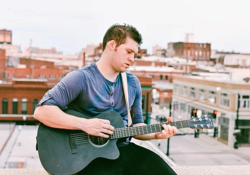 Bryan Copeland, musician from Springfield, MO