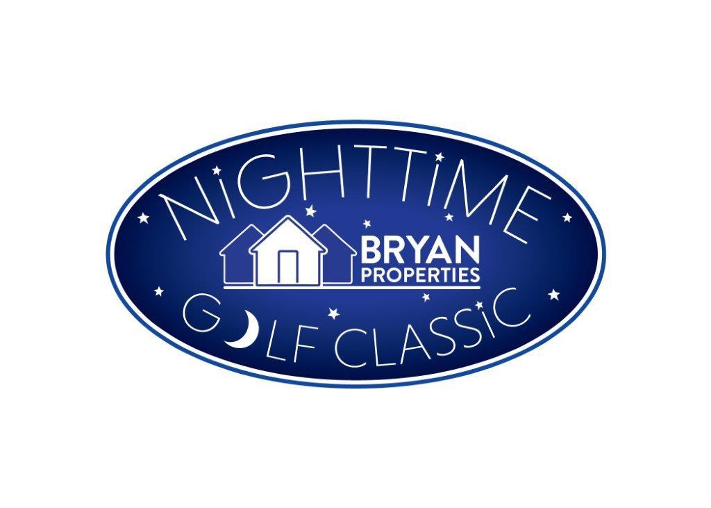 Bryan Properties Nighttime Golf Classic logo