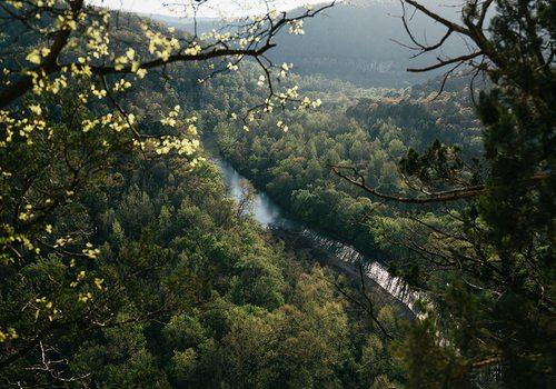 Buffalo National River in Arkansas MO