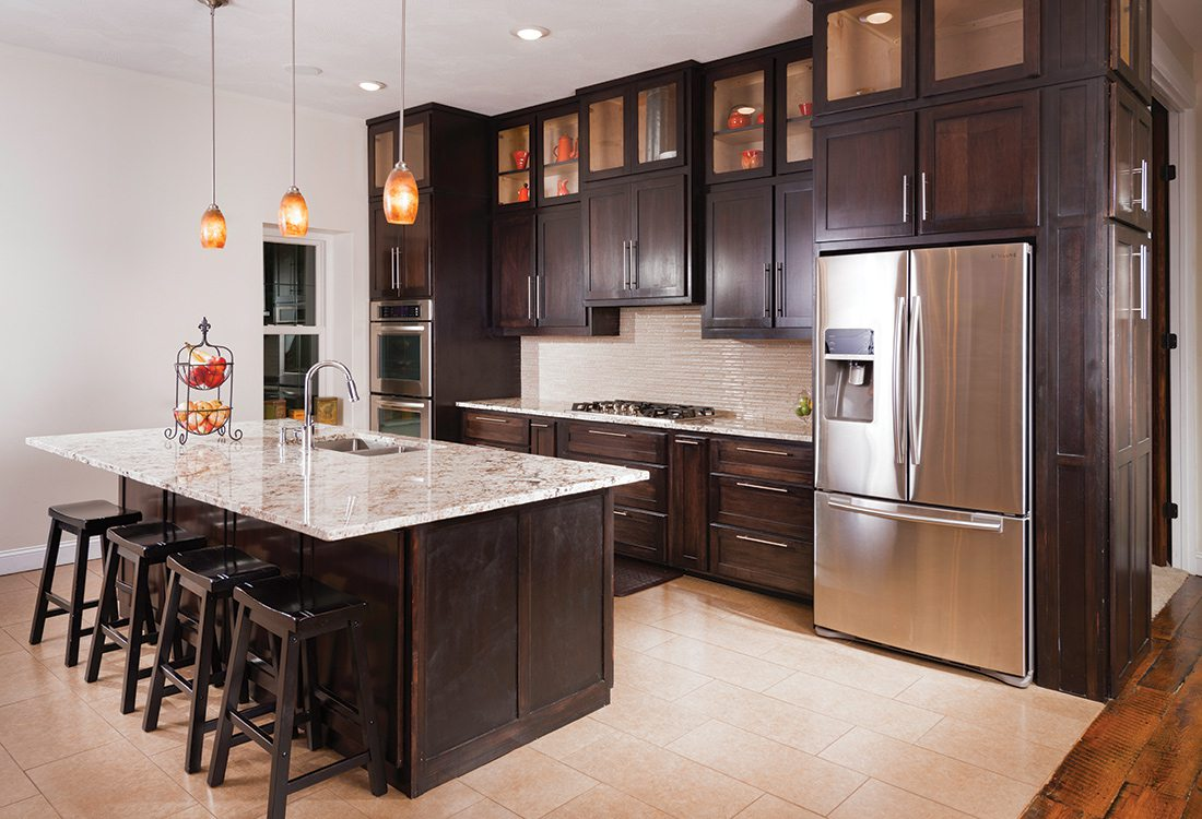 Seager Home: Kitchen