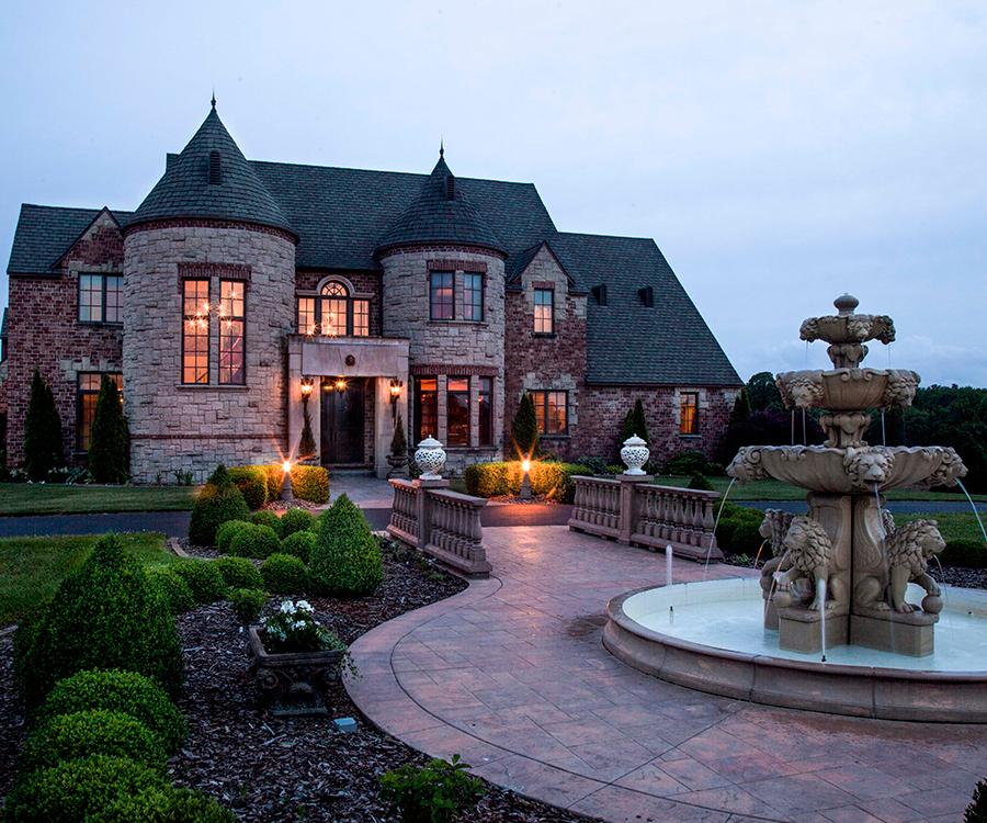 The home of Gaylen and Dedra Jones.