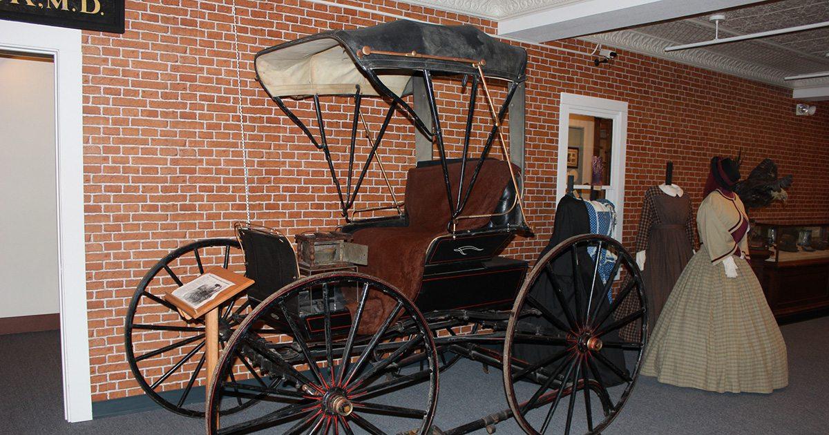 Bushwhacker Museum in Vernon County, Missouri